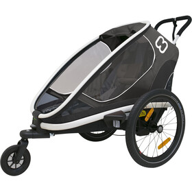 Hamax Outback One Fietstrailer, grey